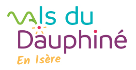 Logo vals du dauphiné tourisme